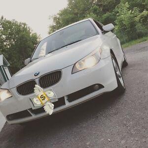 2007 BMW 530i  $6000 or trade