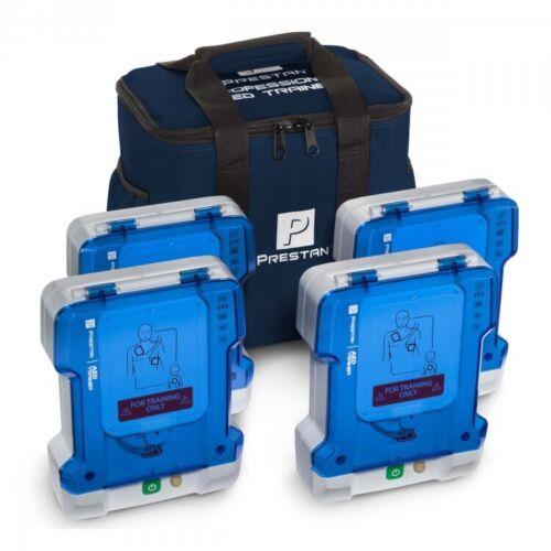 PRESTAN AED Trainer, Pack of 4, AEDT Plus Series