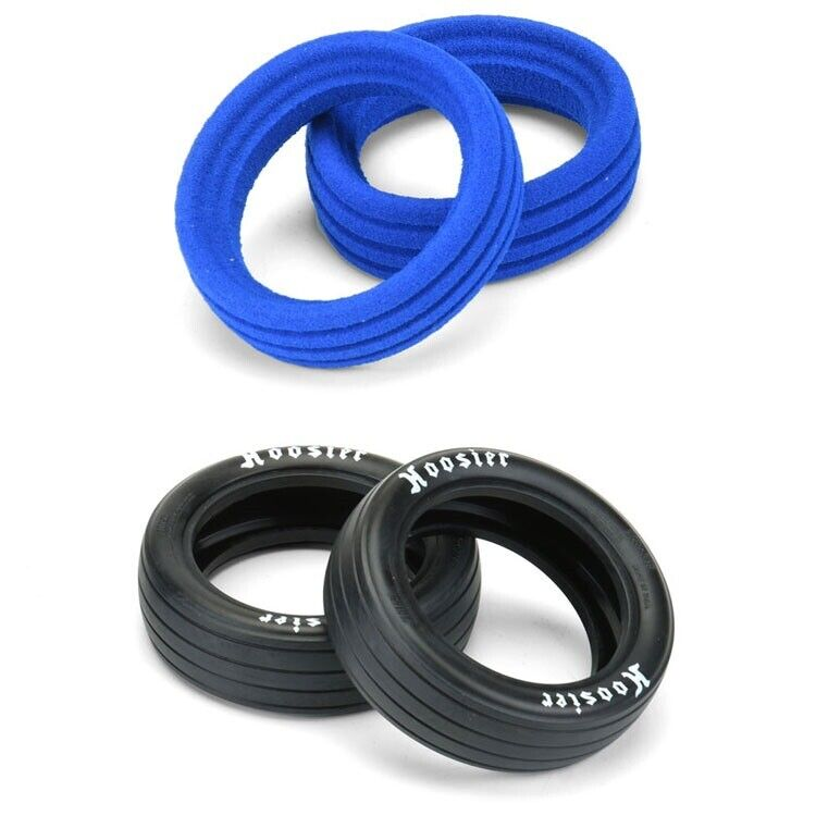 """Pro-Line Hoosier Drag 2.2"""" 2WD S3 Compound Drag Racing Front Tires Short Course"""