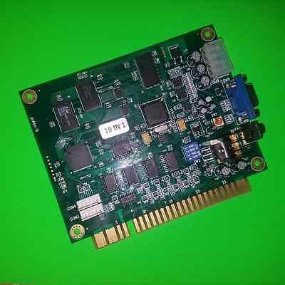 19 in 1 iCade horizontal multicade arcade multigame Jamma PCB board - USA seller