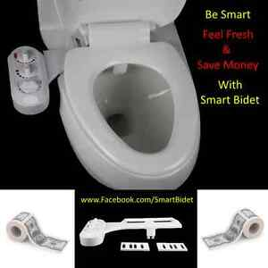 Smart Bidet Hot and Cold - شطافة حمام سخن و بارد West Island Greater Montréal image 2
