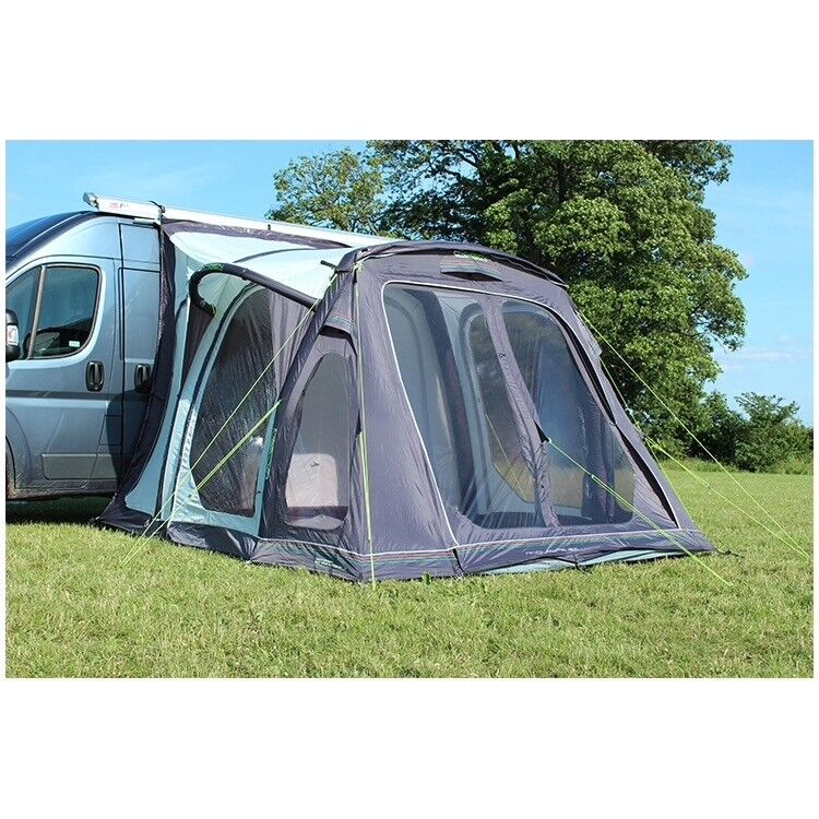 Inflatable drive away awning. As new used once. REDUCED ...