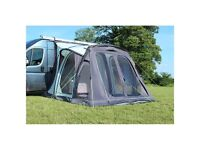 Oxygen Movelite 2/XL Drive away awning - As New. Used once.