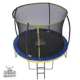Zero Gravity 10ft Trampoline
