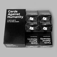 CARD AGAINST HUMANITY BASE +123456 EXPANSION CANADIAN EDITION