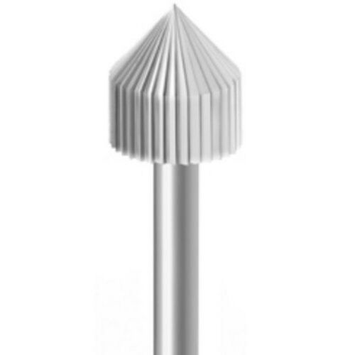 Swiss Made 5mm Stone Setting Burs, 5.00 Millimeters, 6 Pieces | BUR-545.00