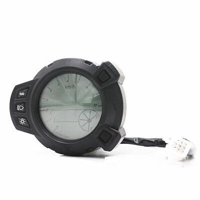 MOTORCYCLE 10000 RMP LCD SPEEDOMETER TACHOMETER GAUGE FOR <em>YAMAHA</em> <em>BWS</em>12