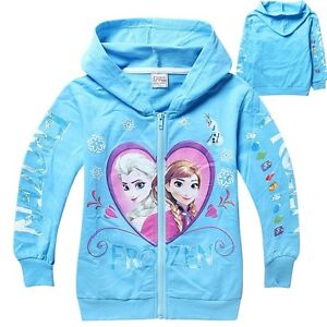Frozen movie,Snow Queen Elsa,Princess Anna,Olaf, HOODIES Regina Regina Area image 2