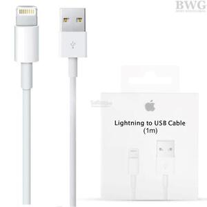 Apple iPhone lightning cables (Authentic)