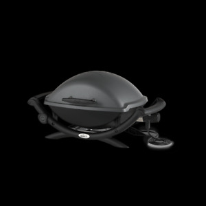 Weber® Q 2400 Electric Grill Dark Grey