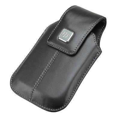 Genuine Original Blackberry 9500 Leather Swivel Holster HDW-18969-001 - NEW ()