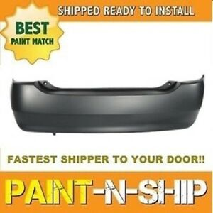 Fits; 2004 2005 2006 2007 2008 2009 Toyota Prius Rear Bumper Painted (TO1100239)