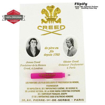 SPRING FLOWER Perfume Millesime EDP Spray for WOMEN by Creed 1 oz 2.5 oz .05 -