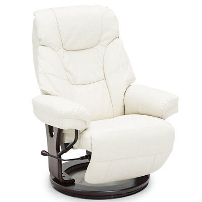 Cabana RV Furniture Euro Recliner Chair Manual Motorhome Camper, Two-Tone