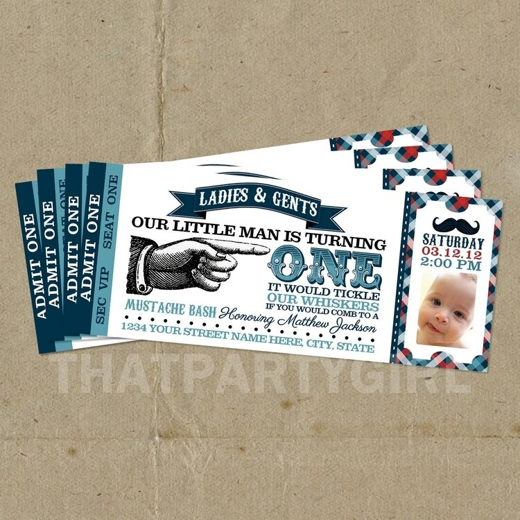 Little Man Birthday Invitations and get inspiration to create nice invitation ideas