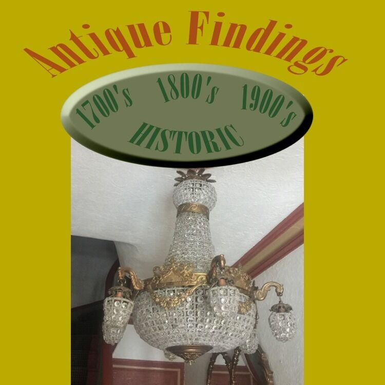 Antique Findings