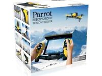 (BRAND NEW) Parrot Bepop drone (yellow and black) and Sky controller! (OPEN TO OFFERS!)