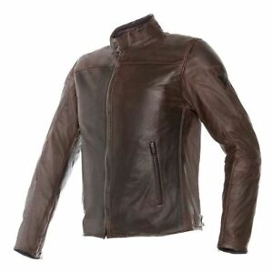 Dainese Mike Leather Jacket - Mint !!! - Size 48