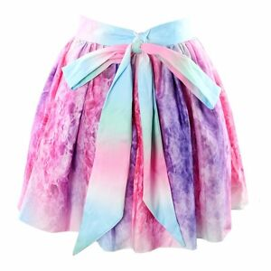 **BRAND NEW** Multi Color Girly Galaxy Flared Skirt Cambridge Kitchener Area image 7