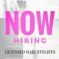 STYLISTS AND BARBERS ARE YOU LOOKING FOR A NEW JOB?