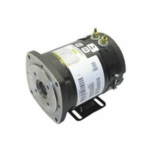 Electric motor crown lift truck part 085477 new for Electric motor testing equipment