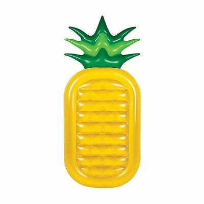 Really Big Inflatable Pineapple Blow Up Pool Float Raft Adult Size By Sunny Life - Big Blow Up Pools