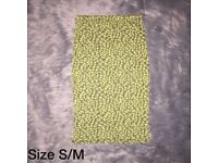 Size 10 | Leopard Print | Stretchy Skirt