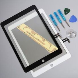 Ipad Air 1 ipad 5 touch screen digitizer glass with free fitting at no extra cost while you wait