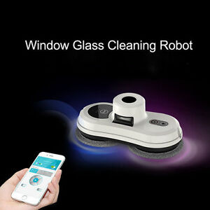 New Auto Window Cleaning Robot!