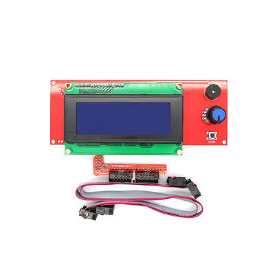 Smart Lcd 2004 Display Controller For Ramps 1.4 Reprap 3d Printer Electronic