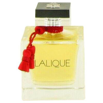 Lalique Le Parfum Perfume by Lalique, Eau De Parfum Spray (Tester) 3.3 oz