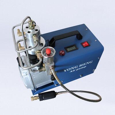 Us 110v 30mpa High Pressure Pcp Electric Air Compressor Air Pump System