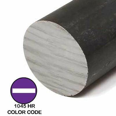 1045 Hr Steel Round Rod 3.125 3-18 Inch X 12 Inches