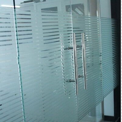 90cm x 3m removable privacy frosted frosting window glass for Bathroom ideas 3m x 3m