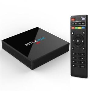 ANDROID TV BOX   S912 OCTA CORE 2GB/16GB. Android 7.