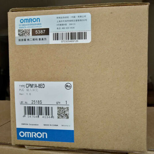 1pc New Omron  Cpm1a-8ed