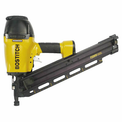 stanley f28ww angled framing nailer 100 nails