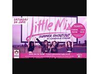 Little Mix Tickets - Kingsholm Gloucester 24/6/17