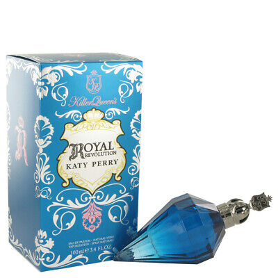 Royal Revolution by Katy Perry 3.4 oz EDP Spray Perfume for Women New in Box