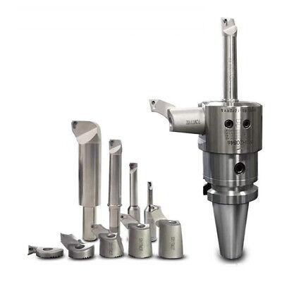 Precision Boring Facing Head .0002 Fine Machining 8mm-201mm 0.315-7.9 Comb