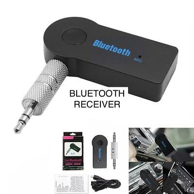 RECEIVER BLUETOOTH dongle adapter audio aux stereo for car truck van motocycle