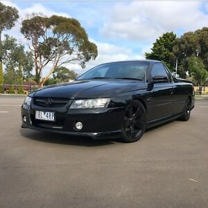 Holden VZ SSZ ute Manual immaculate. Worked with HSV goods Endeavour Hills Casey Area Preview