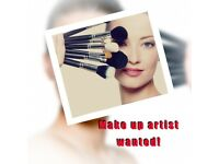 Make up Artist position in busy salon