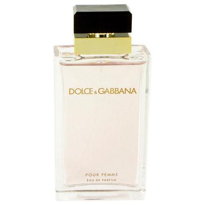 Dolce & Gabbana Pour Femme 3.3 oz/100ml Eau de Parfum Spray for Women (UNBOXED)