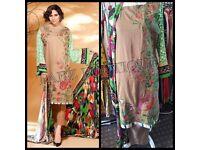 Pakistani/Indian suits