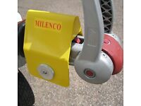 Milenco Sold Secured Caravan Alko Hitch Lock BRAND NEW STOCK CLEARANCE