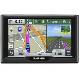 "5"" GARMIN nuvi 57LM GPS Sat Nav - West Europe Maps, Trip Planner, Foursquare (no offers, please)"