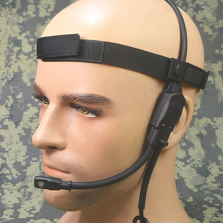TCA MH-180 Style Military/SWAT Tactical Headset