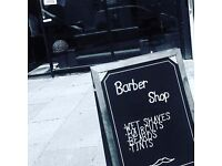 Male or Female Barber required for Barber Shop in Harrow!!! **Part Time**