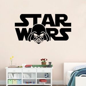 STAR WARS wall decal ( new)